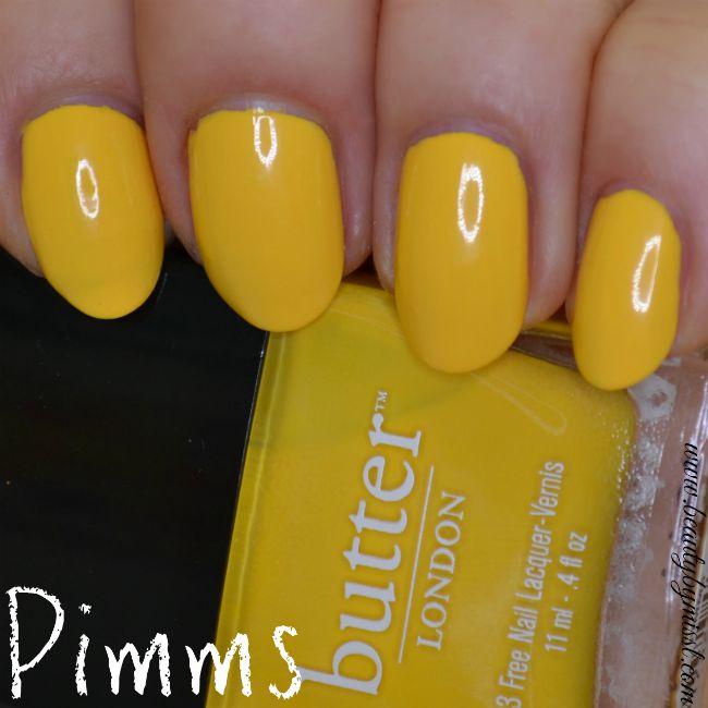 Butter London Pimms