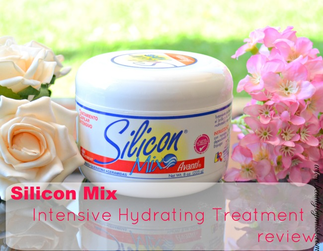 Silicon Mix Intensive Hydrating Treatment review