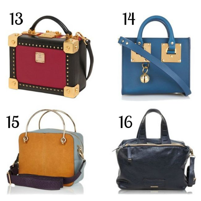 Must have bags for fall 2015 - boxy bags | www.beautybymissl.com
