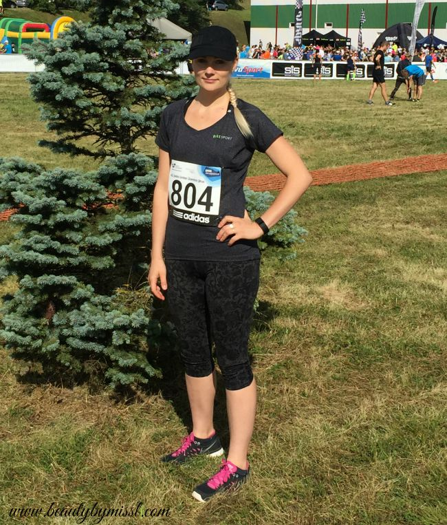 sporty outfit: 43th run around lake Ülemiste