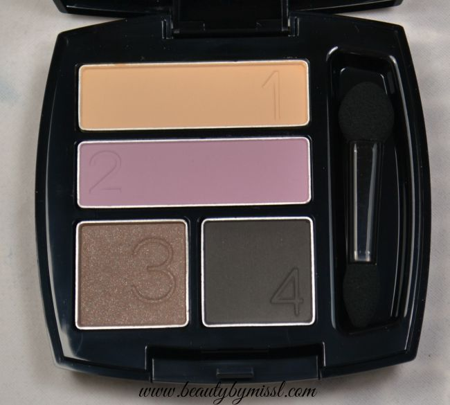Avon True Colour Eyeshadow Quad in Tempered Beauty
