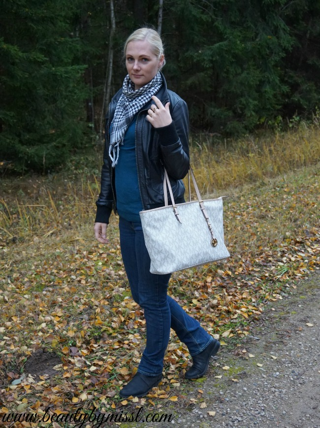 Travelling outfit & weekly fashion link up