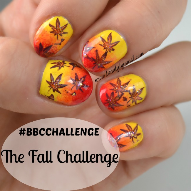 #bbcchallenge: The Fall Challenge