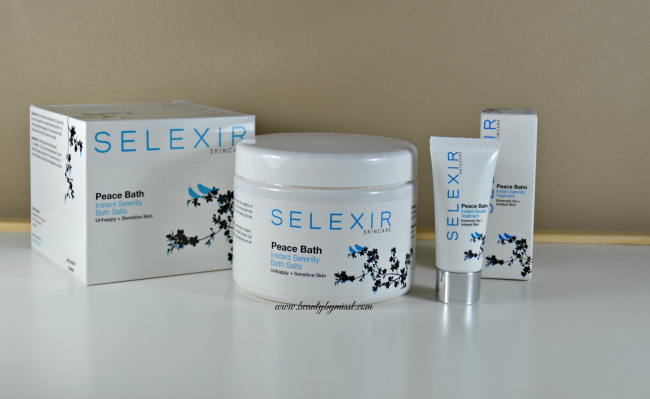Beat dry skin with Selexir