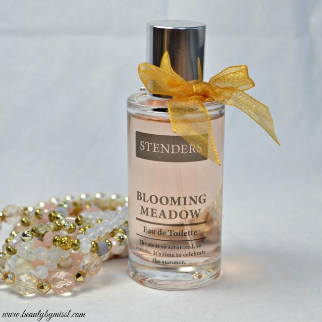 Stenders Blooming Meadow Eau de Toilette