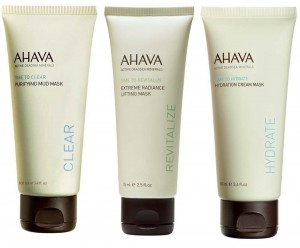 AHAVA Must Have Deadsea Mineral Mask Collection
