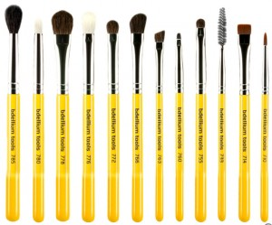 Bdellium Tools Studio Line Eyes Brush Set and Pouch