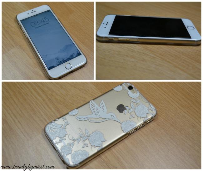Adarga Hummingbird iPhone 6S / 6 Case from Mobile Fun