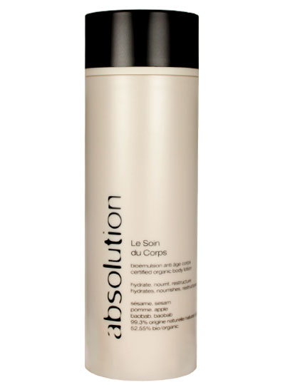 Body lotion – Absolution