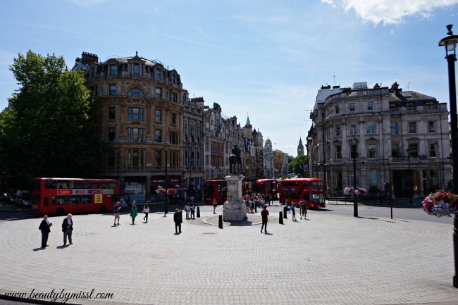 London sightseeing tour