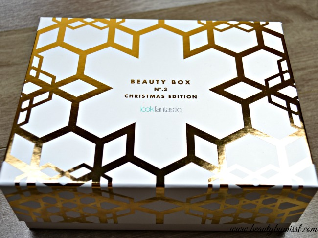Lookfantastic Beauty Box Christmas Edition