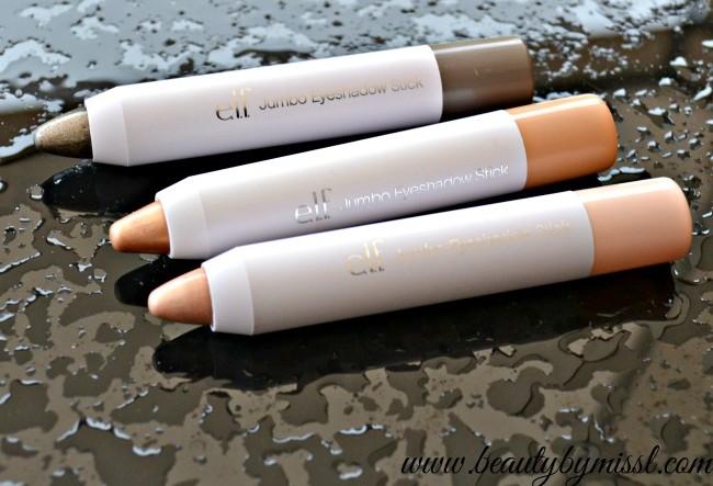 elf Jumbo Eyeshadow Sticks