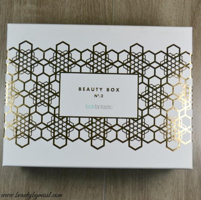 Lookfantastic Beauty Box November 2015 box