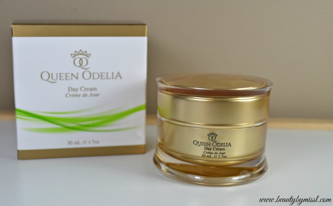 Queen Odelia Day Cream review