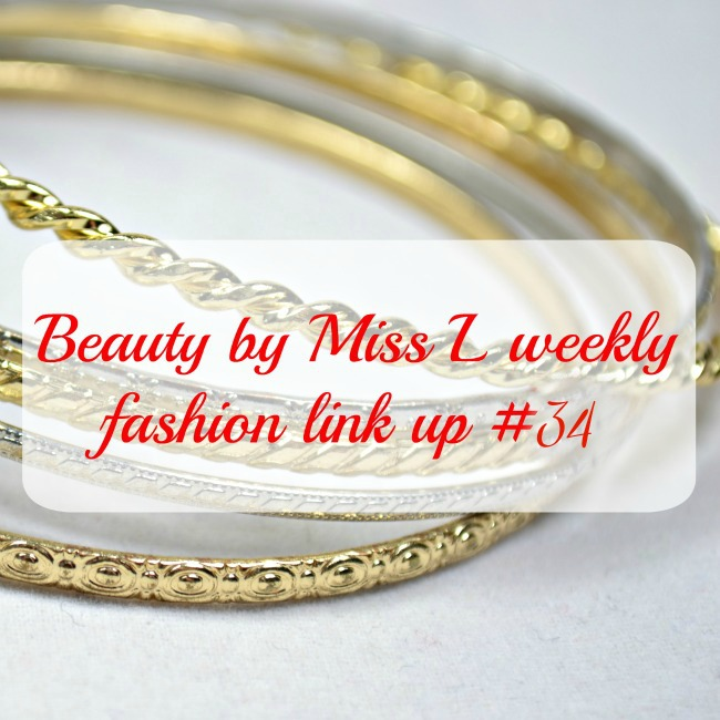 Weekly Fashion Link Up #34
