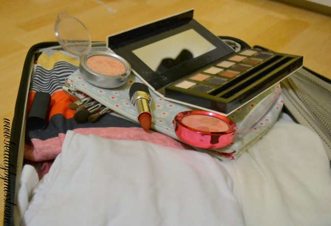 Pack Your Beauty Bits