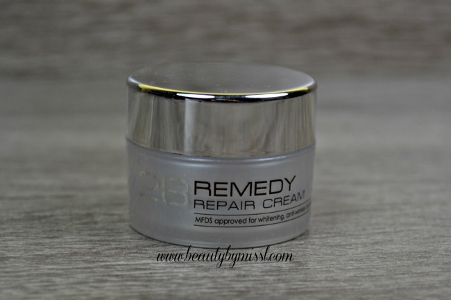NoTS 28 Remedy Repair Cream