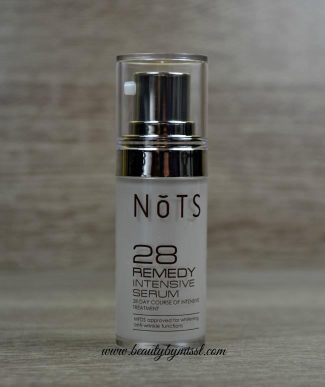 NoTS 28 Remedy Intensive Serum