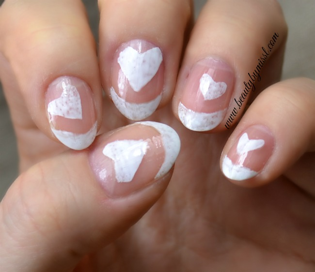 Valentine's Day nail art idea 5