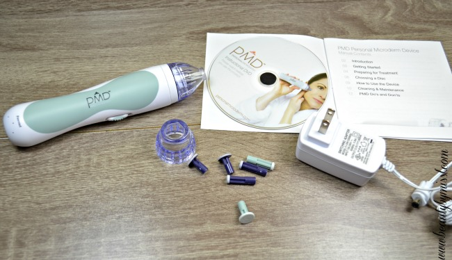 PMD Personal Microderm set