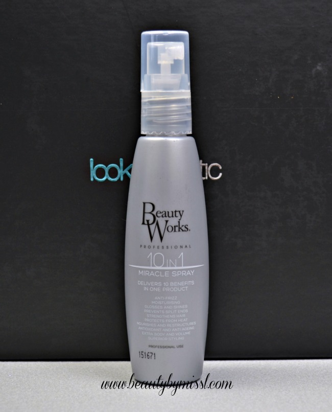 Beauty Works 10-in-1 Miracle Spray review