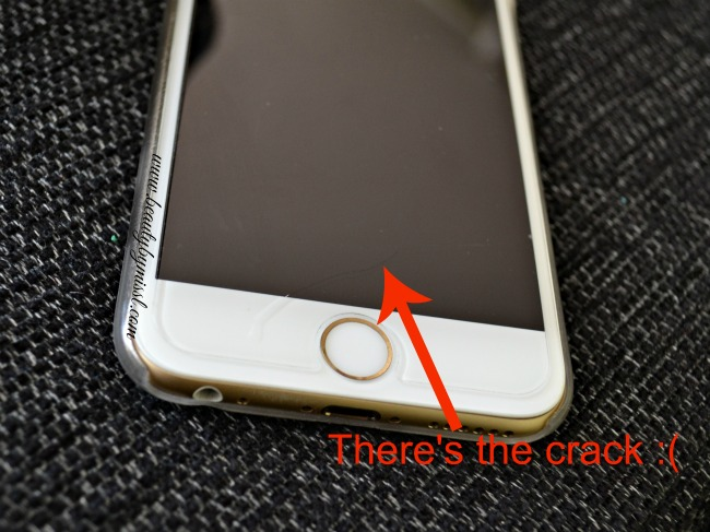 Does Olixar iPhone 6 Glass Screen Protector really protect your iPhone screen?