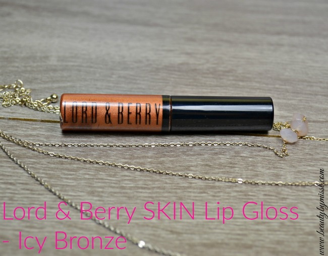 Lord & Berry SKIN Lip Gloss - Icy Bronze