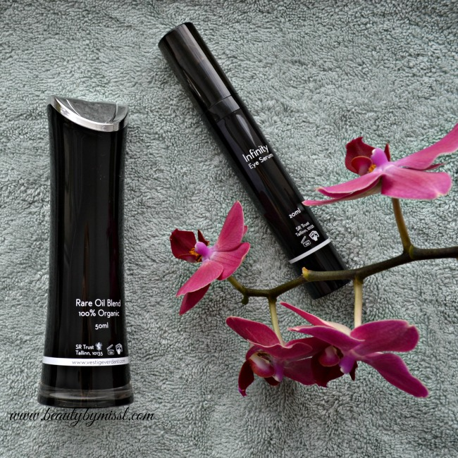 Vestige Verdant Infinity Eye Serum & Rare Oil Blend