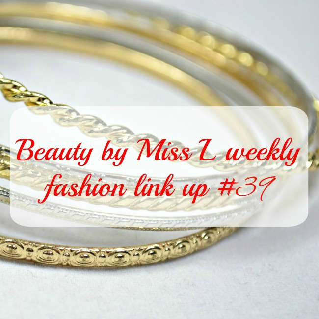 Weekly Fashion Link Up #39