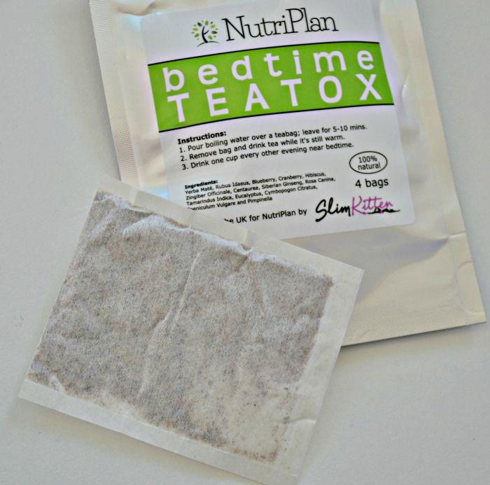 NutriPlan SlimKitten 7 Day Bedtime Teatox