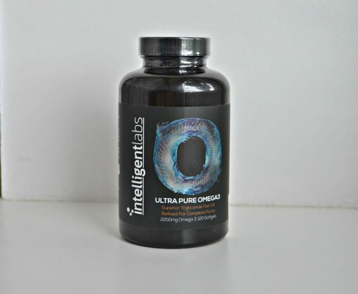 Intelligent Labs Ultra Pure Omega 3 review