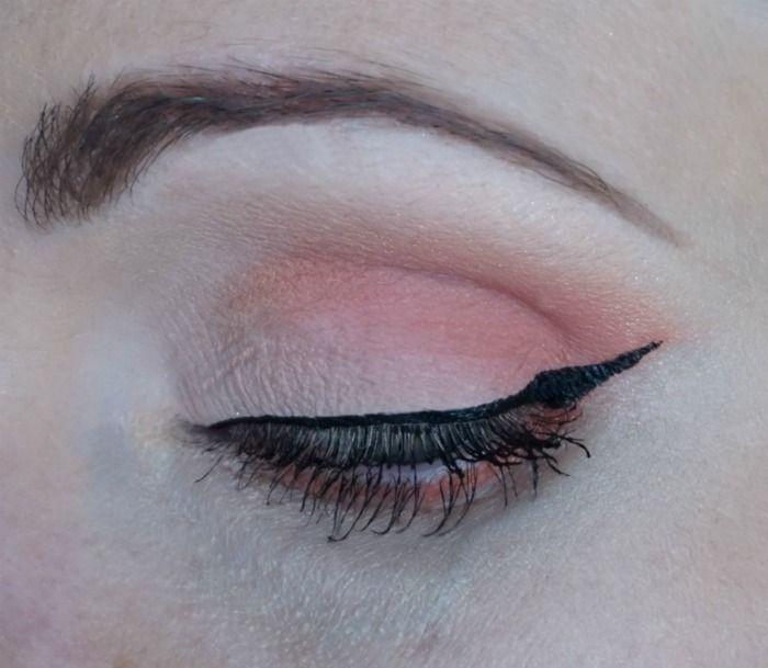 peachy eye makeup with too faced sugar pop eye shadow palette
