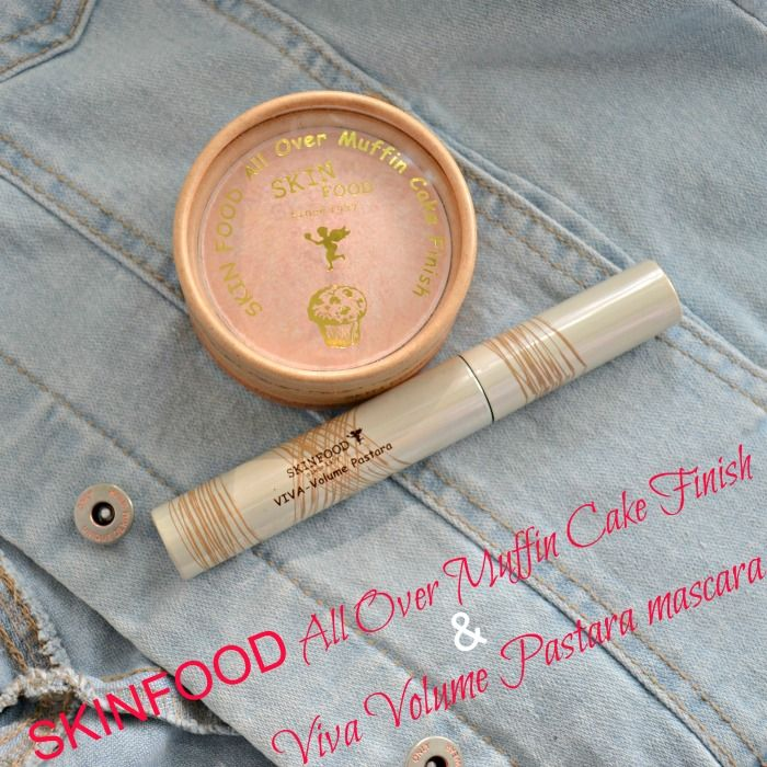 SKINFOOD makeup products review