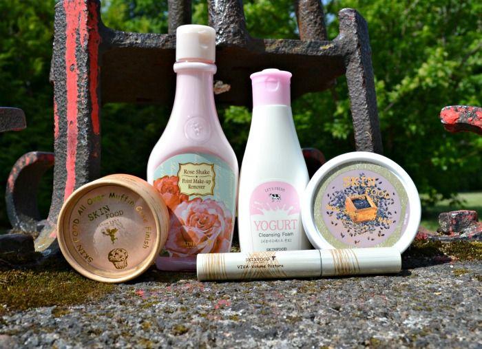 SKINFOOD nahahooldus ja meigitooted   SKINFOOD skincare products