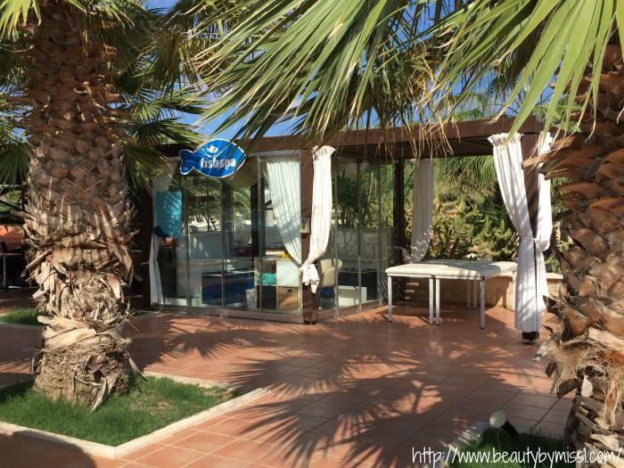 Stella Palace Resort & Spa Hersonissos fish spa