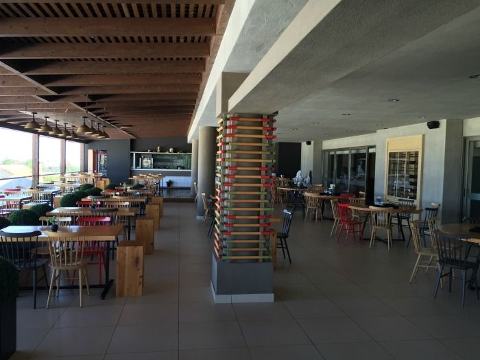 Stella Palace Resort & Spa restaurant la veranda