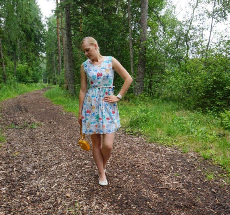 Summery Yumi dress