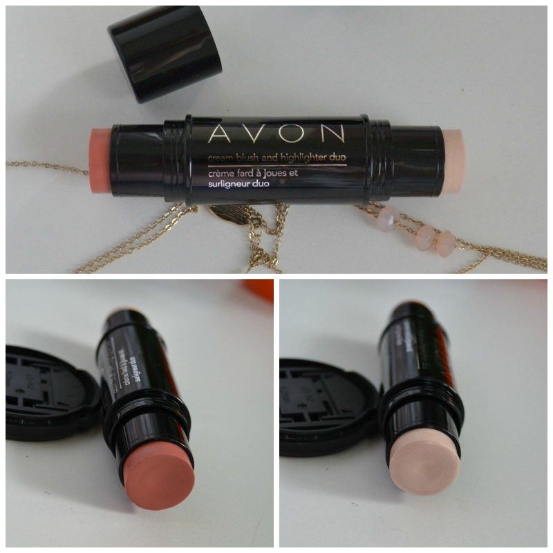 Avon Ideal Flawless Cream Blush and Highlighter Duo