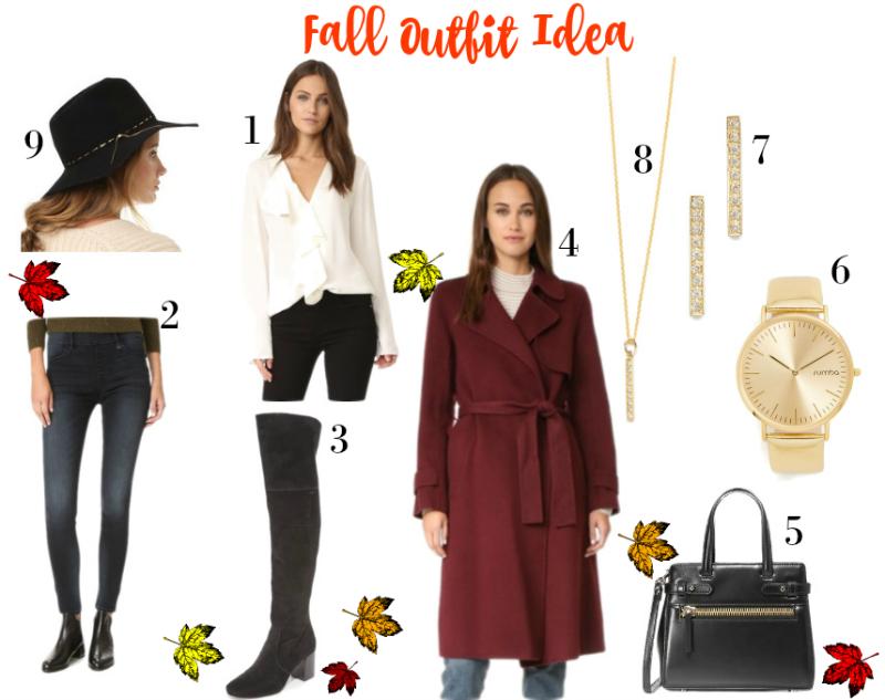 Fall outfit idea 2016