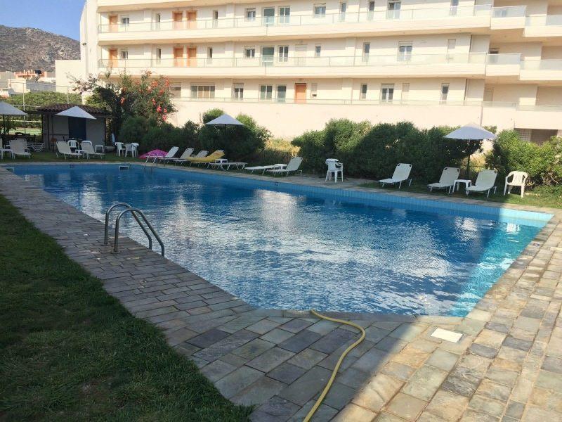 Hersonissos Palace Hotel teine bassein