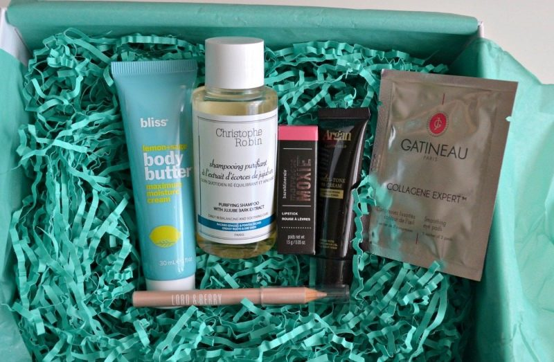 Lookfantastic Beauty Box September 2016 - #LFBDAY #LFBEAUTYBOX