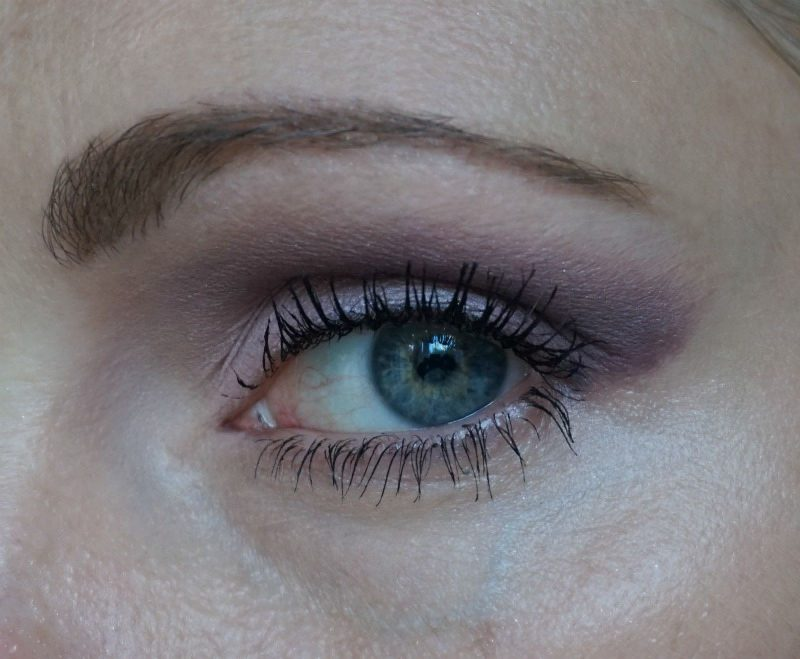 Simple smoky eye with Too Faced Sugar Pop eyeshadow palette