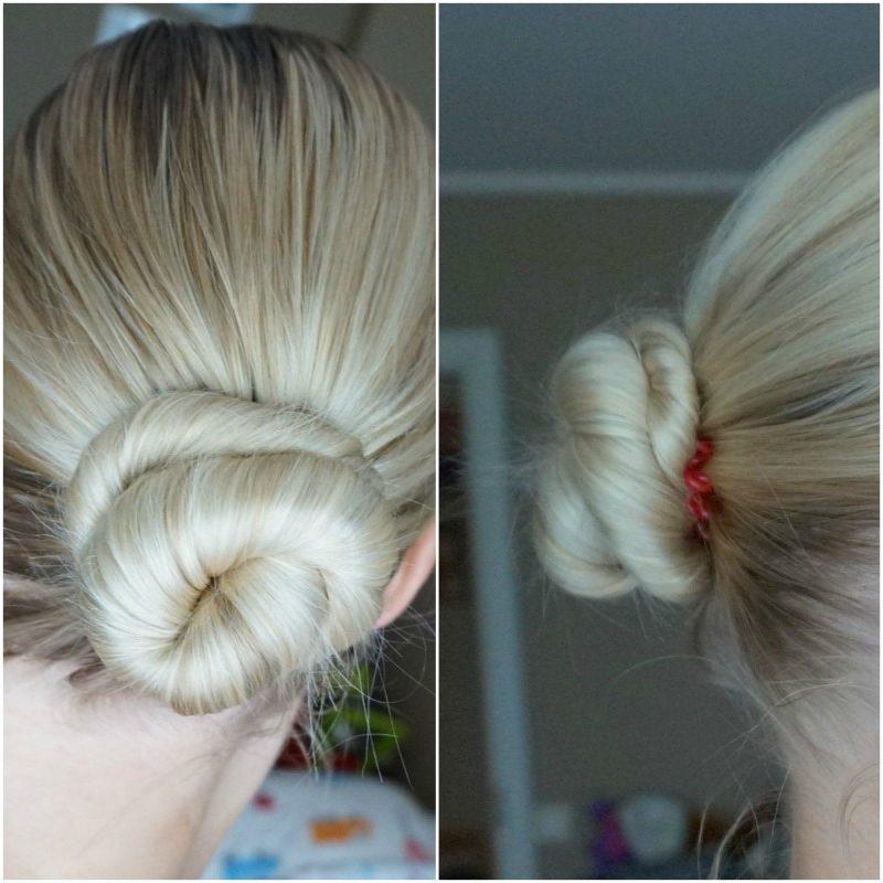 krunn Lotte juuksevõruga