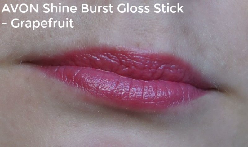 Avon Shine Burst Gloss Stick - Grapefruit