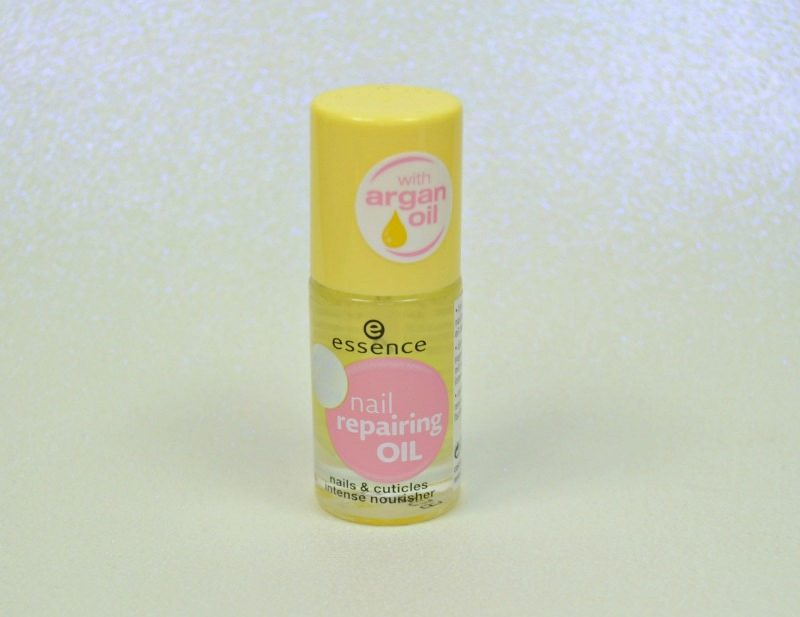 Essence Nail Repairing Oil review