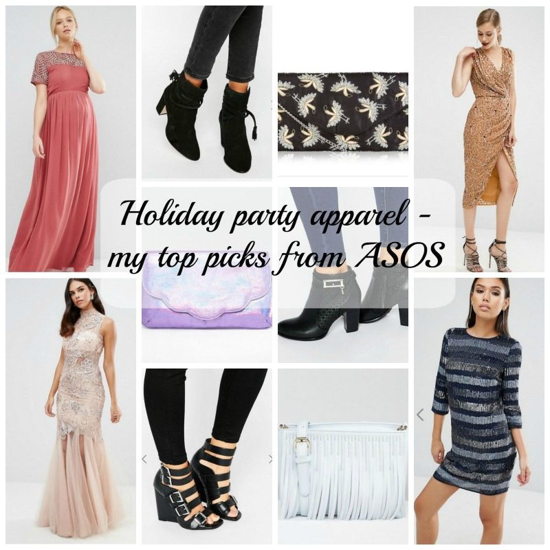 Holiday party apparel - my top picks from ASOS
