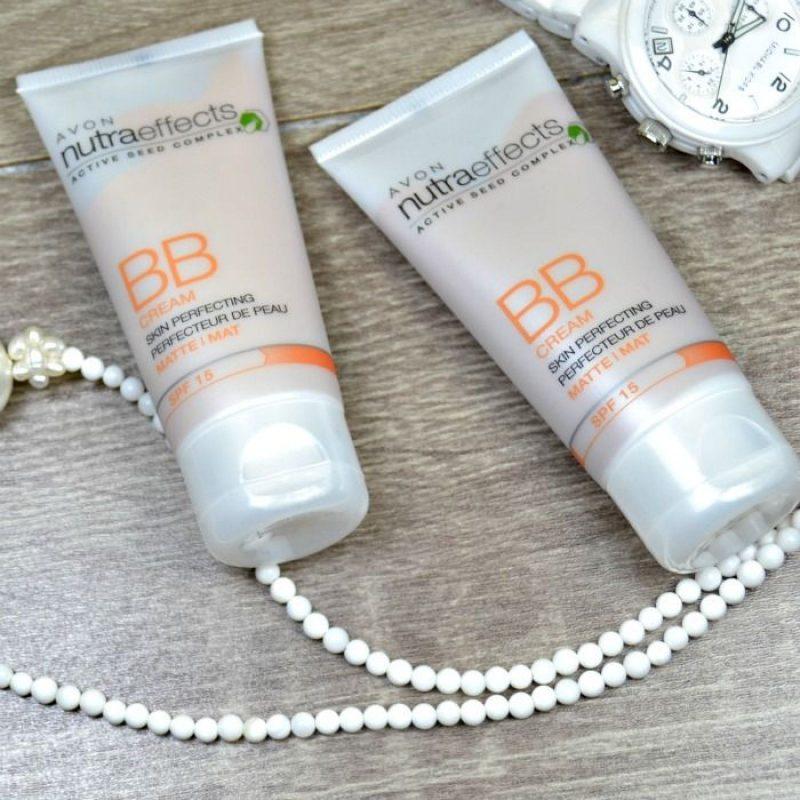 Avon Nutra Effects BB creams