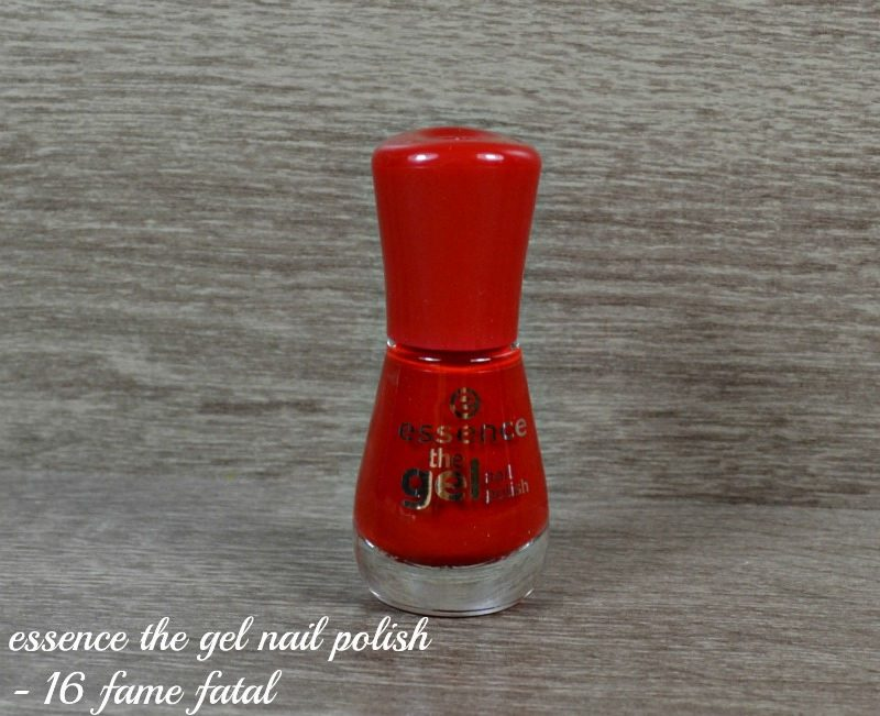 Essence The Gel nail polish - 16 Fame Fatal