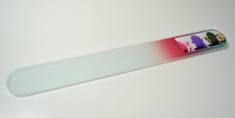 Aveniro glass nail file