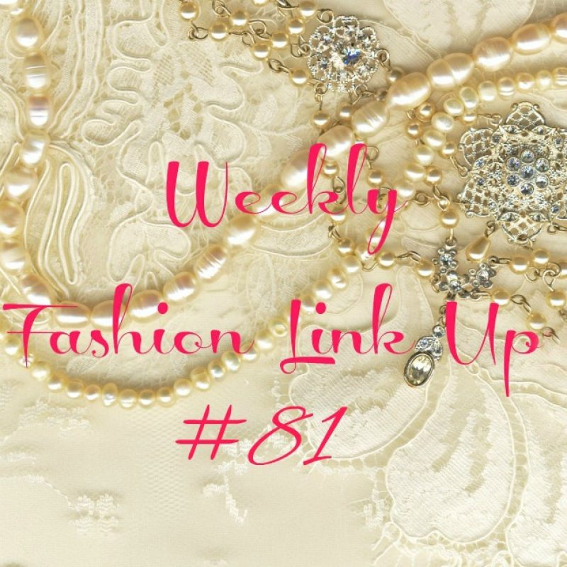 Beauty by Miss L Weekly Fashion Link Up #81